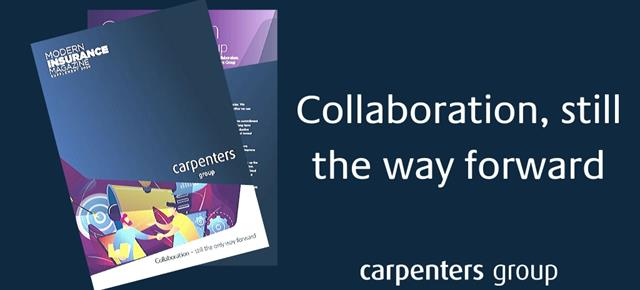 Carpenters Group Collaboration, Still The Way Forward